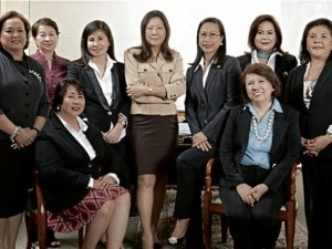 Filipino Businesswomen:  We're #5