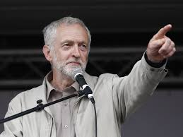 Jeremy Corbyn: Labour Party leader and the current Important Loser -- OK, Her Majesty's Official Opposition --in Great Britain right now